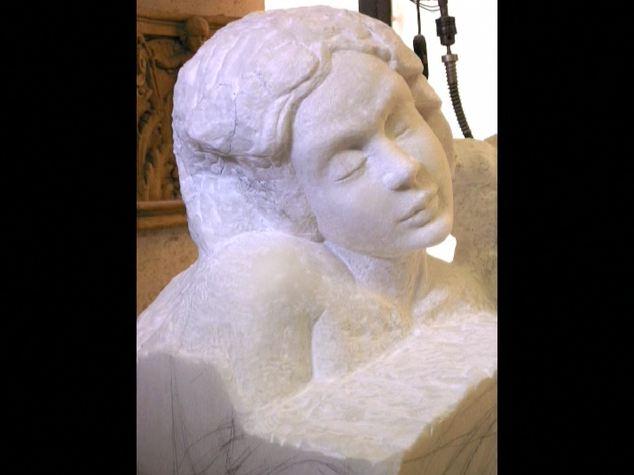 Il marmo: nasce una statua