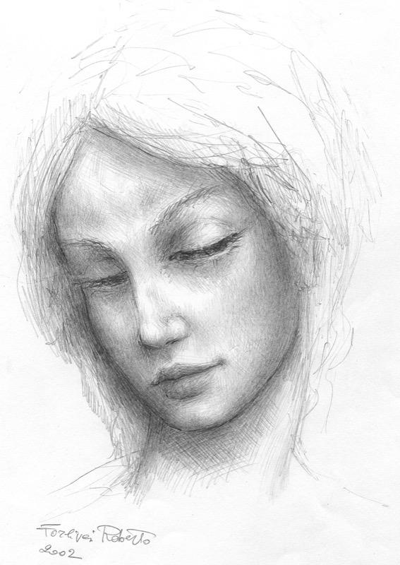 Schizzo per Silvia A.