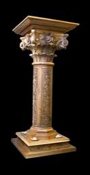 Colonna con Capitello Corinzio